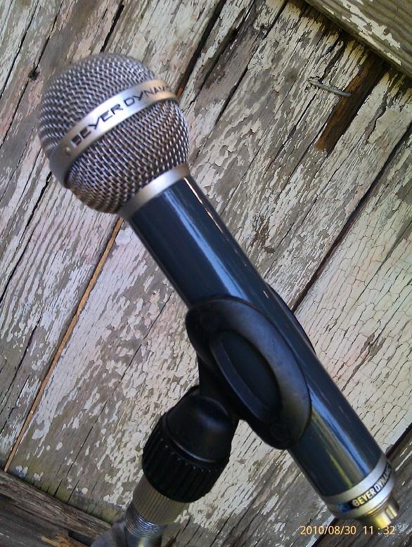 Beyerdynamic M260N (circa1965) A classic of ribbon mic design. (1/5)