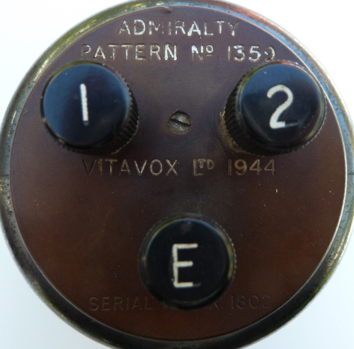 Vitavox Admiralty Pattern No1359