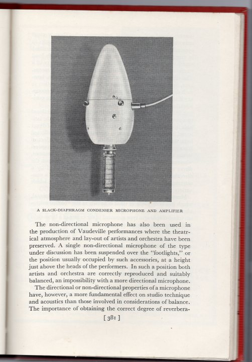 BBC Year Book 1933 Microphones p381