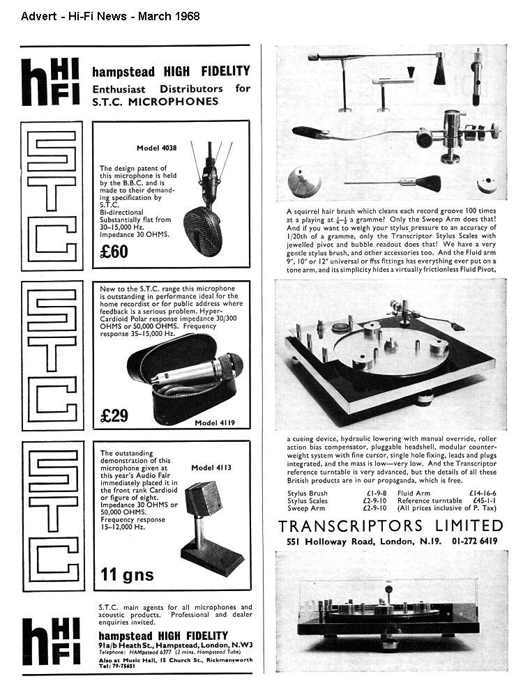STC4113 Cardioid Ribbon Microphone (c.1967) Restoration (2/6)