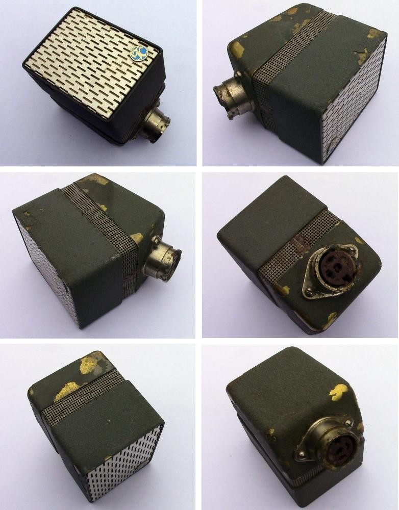 STC4113 Cardioid Ribbon Microphone (c.1967) Restoration (1/6)