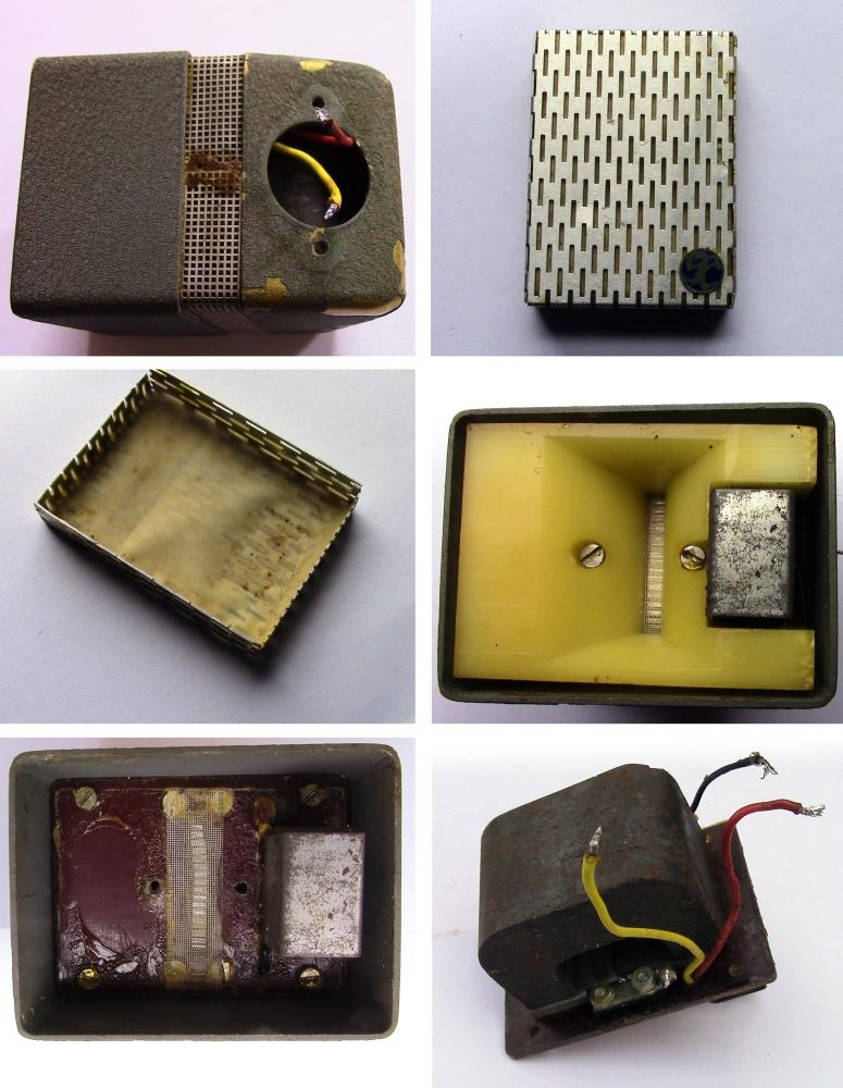 STC4113 Cardioid Ribbon Microphone (c.1967) Restoration (3/6)