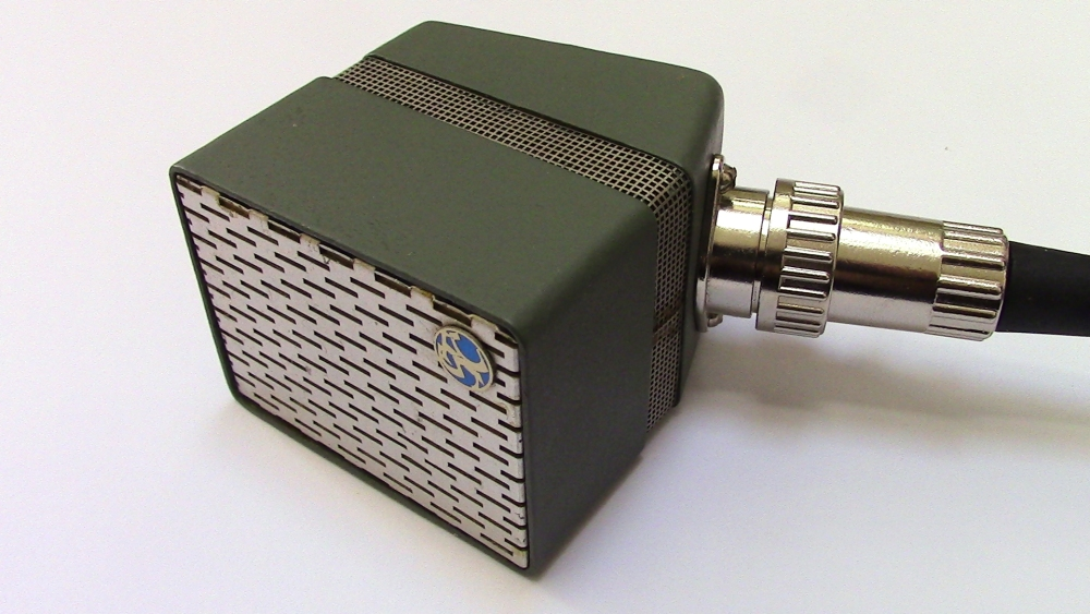 STC4113 Cardioid Ribbon Microphone (c.1967) Restoration (6/6)