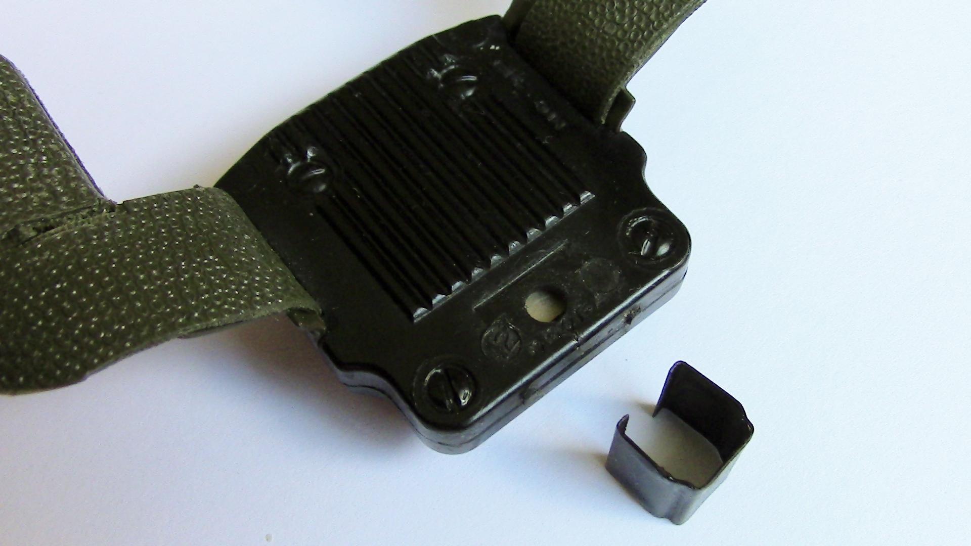 Electro-Voice T45 Back hole.