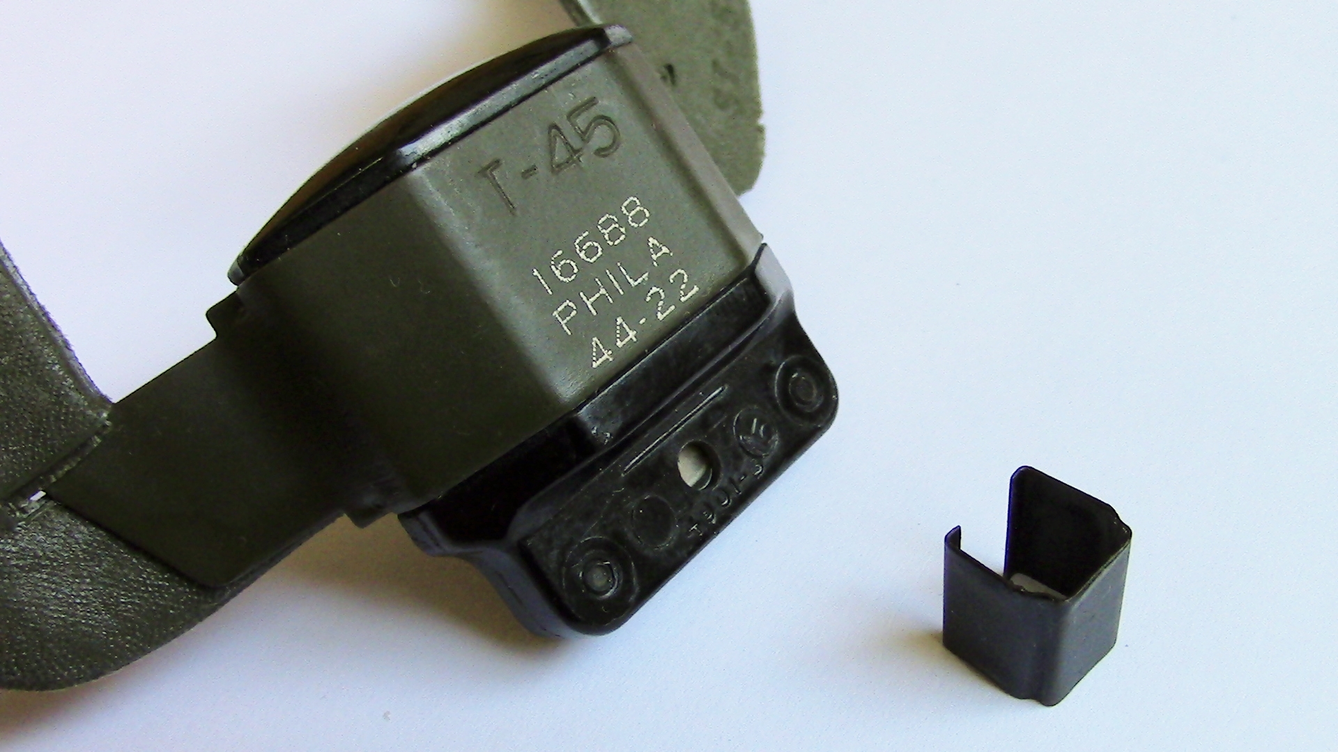 Electro-Voice T45 Front Hole