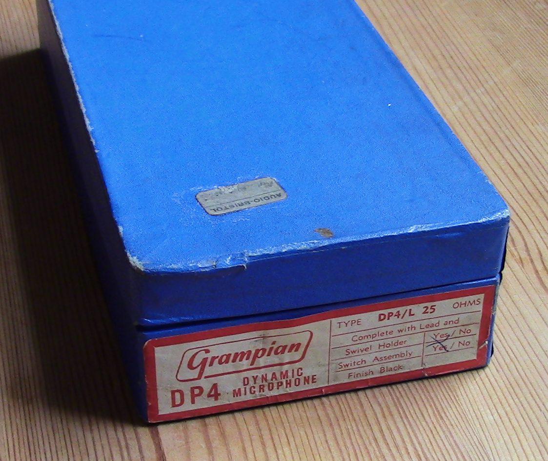 Grampian DP4 Box