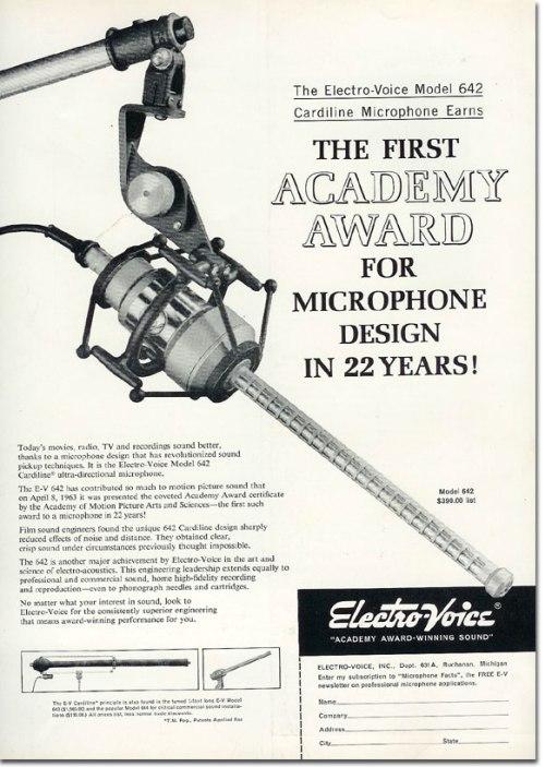 EV642 Advert 1963