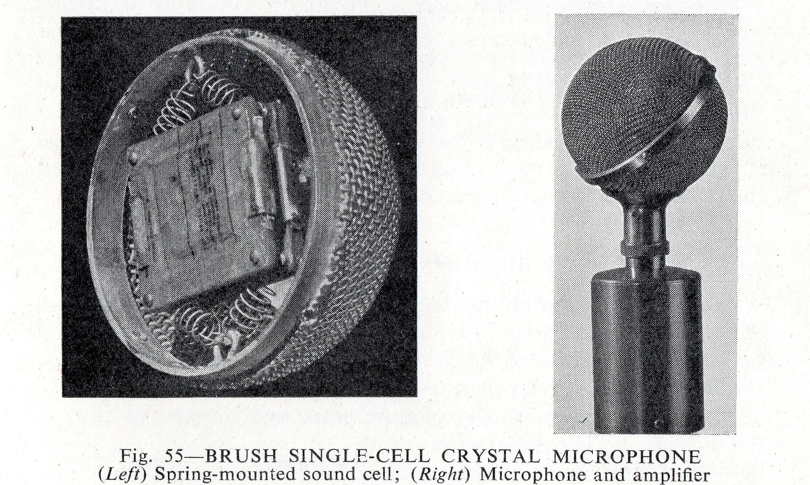 BBC Brush Crystal Mic