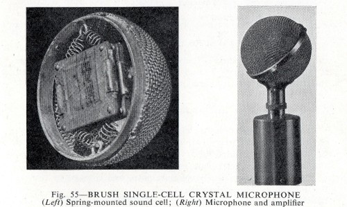 BBC Brush Crystal Mic
