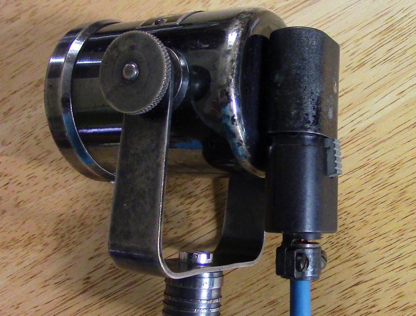 Melodium 75A Locking plug