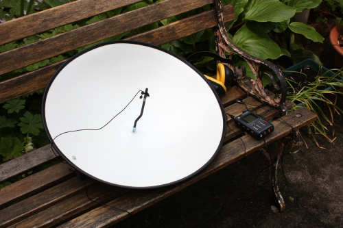 The Parabolic Microphone. Minimalist Wildlife Sound Recording Kit
