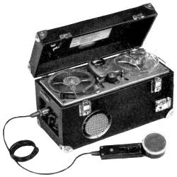 EMI Midget Tape Recorder