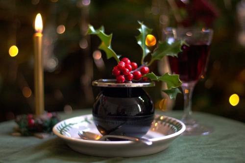 STC 4021 Christmas Pudding