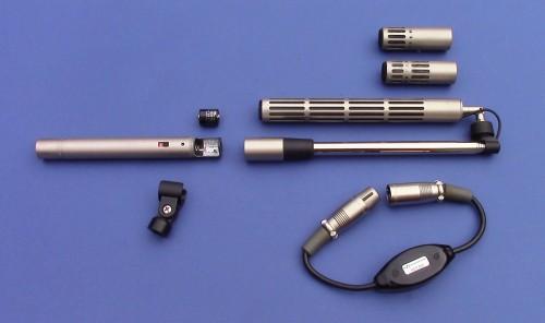 Sennheiser Telemike with ME80, ME40 and ME20 Capsules