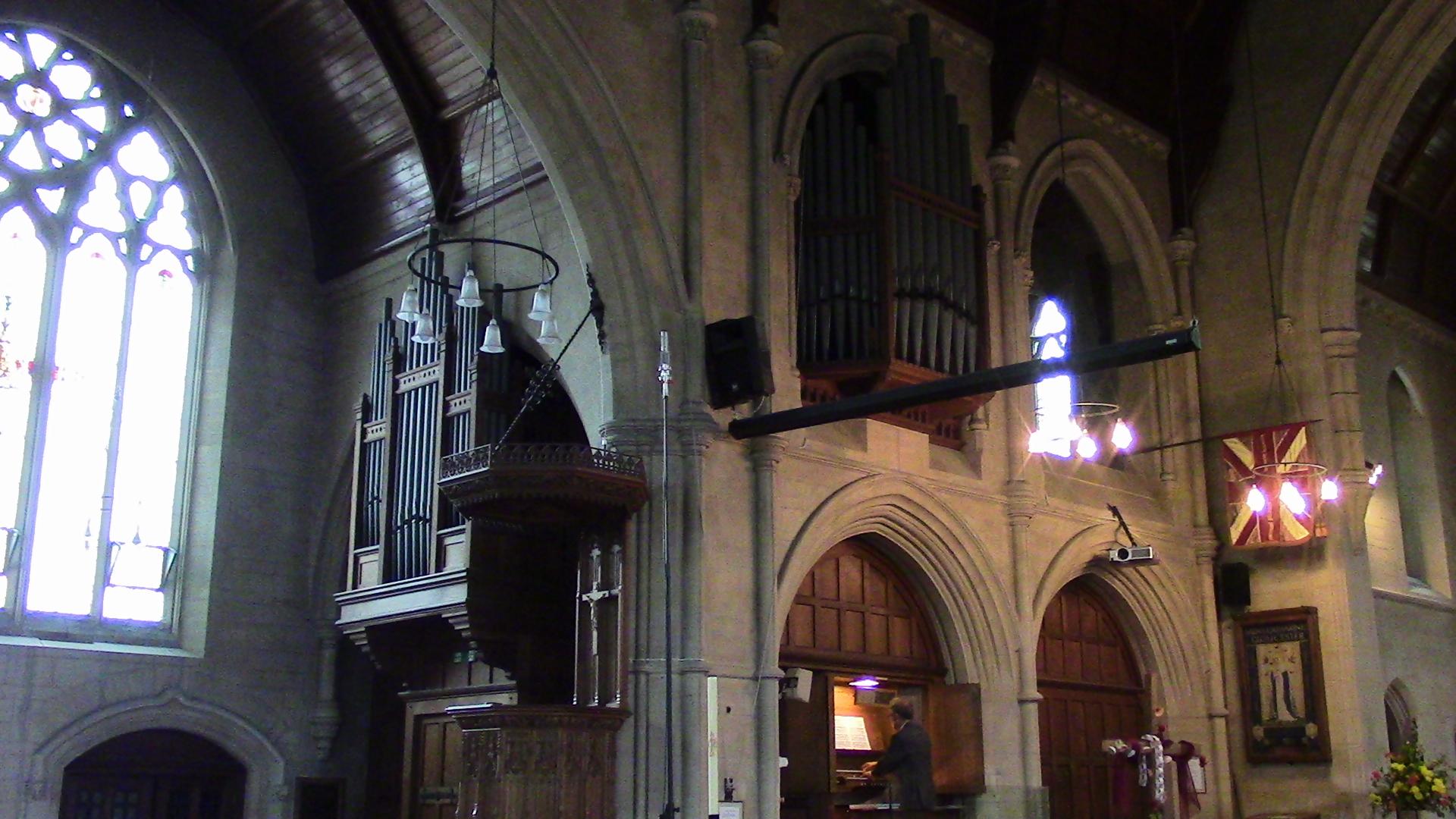 Valkyr Organ Recital