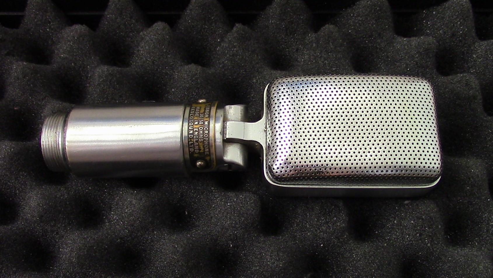 Vintage PA Microphone | Martin Mitc's Microphones on