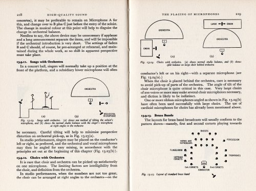 BBC Training Manual 1962 Microphone Placement 03