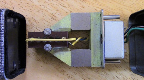 Gaumont-Kalee Type 492 inside 2