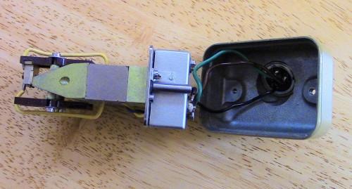 Gaumont-Kalee Type 492 inside 1