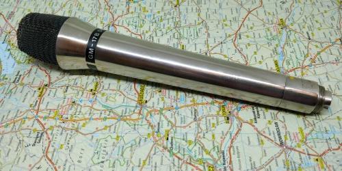 Acel GM-17B Cardioid Dynamic Microphone