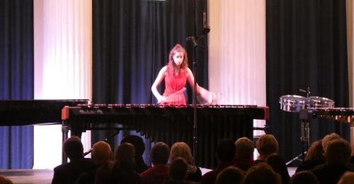 Darcy Beck marimba