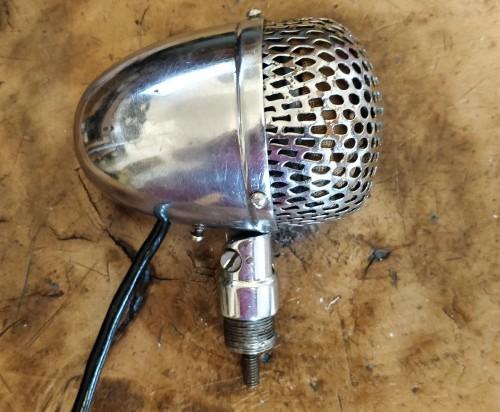 Steane's 'Ellipsoid' Ribbon Microphone circa 1948